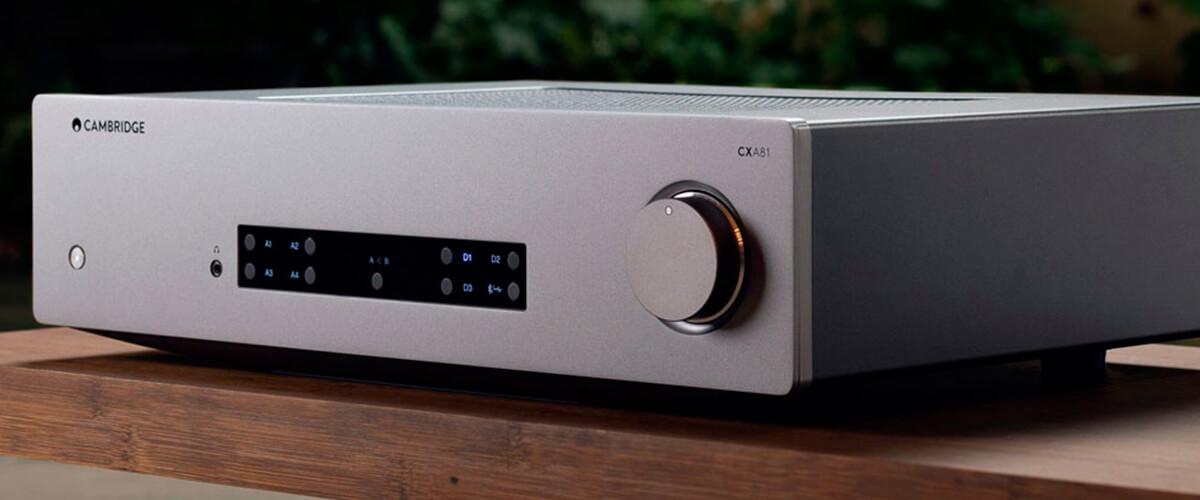 Cambridge CXA-81